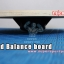 Round Wood Balance Board กระดานไม้ฝึกสร้างความสมดุลในร่างกาย thumbnail 6