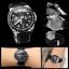 นาฬิกา คาสิโอ Casio Edifice Multi-hand รุ่น EF-336L-1A1V สินค้าใหม่ ของแท้ ราคาถูก พร้อมใบรับประกัน thumbnail 3