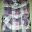เสื้อเชิ๊ตลายสก๊อตสีชมพู ราคา 150 บาท thumbnail 1