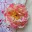 ํYukata กิโมโนฤดูร้อน ดอกไม้หลากสี พิมพ์ทอง thumbnail 3