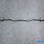 ขาย MAXXFiT OB47CB EZ Olympic Curl Bar Black Oxide Coated EZ บาร์ สีดำ thumbnail 1