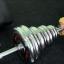 ชุดดัมเบล บาร์เบลเหล็กชุบโครเมียม 50 KG. MAXXFiT thumbnail 6