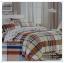 ผ้าปูที่นอนสไตล์โมเดิร์น เกรด A ขนาด 6 ฟุต(5 ชิ้น)[AS-149] thumbnail 1