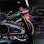 จักรยานออกกําลังกาย Spin Bike: 8705 รุ่นTOP สีดำ thumbnail 5