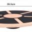 Round Wood Balance Board กระดานไม้ฝึกสร้างความสมดุลในร่างกาย thumbnail 3