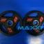 แผ่นน้ำหนักเหล็กหุ้มยาง MAXXFiT ขนาด 2 นิ้ว โอลิมปิค (50 MM.) Olympic Plate thumbnail 3