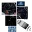 นาฬิกา คาสิโอ Casio Edifice Analog-Digital รุ่น ERA-300DB-1AV สินค้าใหม่ ของแท้ ราคาถูก พร้อมใบรับประกัน thumbnail 10