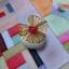 Hanbok hair pin ที่ปักผมฮันบกสีทอง รุ่นใหญ่ เซต 2 ชิ้น thumbnail 1