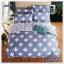 ผ้าปูที่นอนสไตล์โมเดิร์น เกรด A ขนาด 6 ฟุต(5 ชิ้น)[AS-064] thumbnail 1