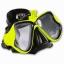 FMASK-LIME Freewell Diving Mask Lime สำหรับ GoPro สีมะนาว thumbnail 2