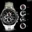 นาฬิกา คาสิโอ Casio Edifice Chronograph รุ่น EF-539D-1AV สินค้าใหม่ ของแท้ ราคาถูก พร้อมใบรับประกัน thumbnail 5