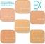 Cezanne UV Foundation EX Plus SPF23 PA++ # EX2 Light Ochre แป้งรองพื้นรุ่นใหม่ล่าสุด เพิ่มความกระจ่างใสมากยิ่งขึ้น thumbnail 2