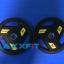 แผ่นน้ำหนักเหล็กหุ้มยาง MAXXFiT ขนาด 2 นิ้ว โอลิมปิค (50 MM.) Olympic Plate thumbnail 5