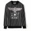 เสื้อแขนยาว BOYLONDON Eagle Stripe Sweater thumbnail 1