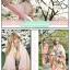 Furisode Kimono sweet pink#Minami กิโมโนฟูริโซเดะสีชมพู รุ่น Minami thumbnail 1