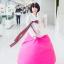 Princess Style Hanbok ฮันบกแบบชาววัง ทังอี รุ่น SNSD thumbnail 2