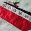 Korean hanbok bag กระเป๋างานปักสำหรับใส่ฮันบก สีแดง thumbnail 1