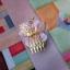 Hanbok hair pin ที่ปักผมฮันบก รุ่นดอกมูกุงฮวา สีชมพู thumbnail 3