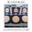 Coco Blanc Aura CC Pressed Powder 13.5g # No.1 Blanc Luminous Winter เนื้อแป้งโทนขาวสว่าง เน้นผิวขาวกระจ่างใส มีออร่า เงาวาวเป็นธรรมชาติ thumbnail 4
