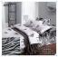 ผ้าปูที่นอนสไตล์โมเดิร์น เกรด A ขนาด 6 ฟุต(5 ชิ้น)[AS-136] thumbnail 1