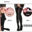 ถุงน่องขาเรียว top slim แบบเต็มตัว สีดำ thumbnail 7