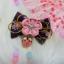 ๋Japanese hair clip กิ๊ปติดผม สำหรับใส่คู่กับชุดกิโมโนน่ารักๆ thumbnail 4