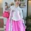 Royal Hanbok ฮันบกชาววังลุคเจ้าหญิง สีสวยใสน่ารัก thumbnail 8