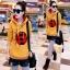 KW5908008 เสื้อกันหนาวผ้ายืด มีฮูด พิมพ์ลายปลาและด้วง แฟชั่นเกาหลี (พรีออเดอร์) รอ 3 อาทิตย์หลังโอนเงิน thumbnail 2