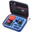 G160S-BL-BL SmaCase G160S รุ่นใหม่ EVA foam สีน้ำเงิน-น้ำเงิน สำหรับใส่กล้อง GoPro Hero4,Hero3+,Hero3,Hero2 thumbnail 1