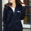 KW5808002 เสื้อกันหนาวมีฮูด ผ้าผสมขนสัตว์สาวเกาหลี (พรีออเดอร์) รอ 3 อาทิตย์หลังชำระเงิน thumbnail 3