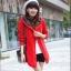 QW5801005 เสื้อคลุมกันหนาวเกาหลี ไหมถัก วินเทจ มีฮูด thumbnail 1