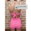 (Size S,M) ชุดว่ายน้ำทูพีช สม็อคทั้งตัว สีชมพู ลายจุด กางเกงเอวสูง สม็อคทั้งตัว thumbnail 4