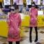 KW5711002 เสื้อกันหนาวสาวเกาหลี คอปก มีฮูด แต่งกระดุมคอ (พรีออเดอร์) แฟชั่นเกาหลี รอ 3 อาทิตย์หลังชำระเงิน thumbnail 1