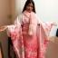 Furisode Kimono sweet pink#Yazawa กิโมโนฟูริโซเดะสีชมพู รุ่น Yazawa thumbnail 10