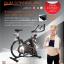 จักรยานออกกําลังกาย Spin Bike: 8705 รุ่นTOP สีดำ thumbnail 16