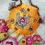 พู่ประดับชุดฮันบก รุ่น A01 สีเหลือง งานพรีเมี่ยม ปักมือปราณีตสวยงาม thumbnail 3