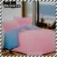 ผ้าปูที่นอนสีพื้น เกรด A สีชมพูอ่อน ขนาด 6 ฟุต 5 ชิ้น thumbnail 1
