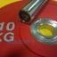 ขาย แผ่นน้ำหนักขนาด 2 นิ้ว Cpu Competition Urethane Bumper Plate thumbnail 10