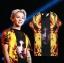 Givenchy Flame and Madonna Print T-shirt thumbnail 2