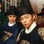 Nobility Hanbok Man (DURUMAGI) ฮันบกราชสำนักชายผ้าไหมเกาหลีสีน้ำเงินเข้ม thumbnail 8