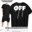 OFF-WHITE CUT OFF T-SHIRT thumbnail 1