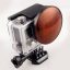 SRP BlurFix3+ Adater หน้า 55mm กับ CYD Filter (Red Filter) ใช้กับกล้อง GoPro Hero4, Hero3+ ไว้สำหรับดำน้ำลึก thumbnail 1