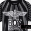 BOY LONDON EAGLE STRIPE T-SHIRT thumbnail 7