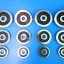 ชุดดัมเบลเหล็กชุปโครเมี่ยม 20 KG. MAXXFiT thumbnail 5