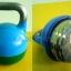 ขาย Kettle Bell แบบเหล็ก 32 KG. Cast Iron Adjustable สามารถปรับเปลี่ยนน้ำหนักได้ thumbnail 3