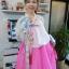 Royal Hanbok ฮันบกชาววังลุคเจ้าหญิง สีสวยใสน่ารัก thumbnail 9
