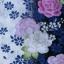 Summer kimono กิโมโนฤดูร้อน (Yukata) Spring Summer สีน้ำเงิน พิมพ์ทองสวยงามน่ารัก thumbnail 2