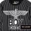 เสื้อแขนยาว BOYLONDON Eagle Stripe Sweater thumbnail 4