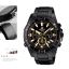 นาฬิกา คาสิโอ Casio Edifice Chronograph รุ่น EFR-534BK-1AV สินค้าใหม่ ของแท้ ราคาถูก พร้อมใบรับประกัน thumbnail 4