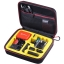 G160S-BK-YE SmaCase G160S รุ่นใหม่ EVA foam สีดำ-เหลือง สำหรับใส่กล้อง GoPro Hero4,Hero3+,Hero3,Hero2 thumbnail 1